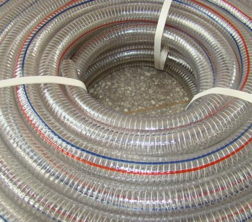ống cao su bố vải phi 110